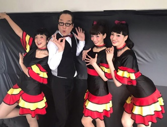 ガキ使のアンミカ、細川ふみえ、藤田朋子